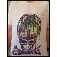 Steal Your Shrooms - Official T-Shirt (White)