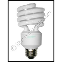 100 Watt CFL Spiral Light Bulb - 6500k Color Temperature