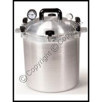 All American Model #925 25 Qt. Canner/Cooker