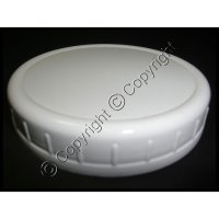 Plastic Jar Lid Widemouth - 90 mm