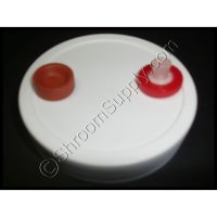 Injectable Liquid Culture Lid - PP5 Regular Mouth - 70 mm
