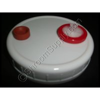Injectable Liquid Culture Lid Widemouth - 90 mm